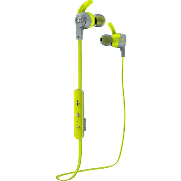 49. MONSTER  iSport Achieve Wireless Bluetooth Headphones - Green, Green, 10154560: £59.99, Currys