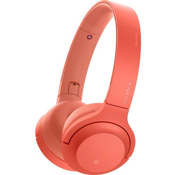 67. SONY h.ear Series WH-H800 Wireless Bluetooth Headphones - Red, Red: £199.99, Currys