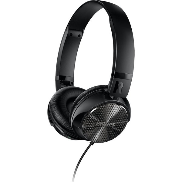 28. PHILIPS  SHL3850NC Noise-Cancelling Headphones - Black, Black: £39.99, Currys