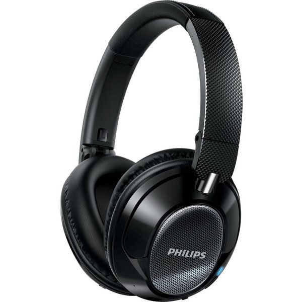 29. PHILIPS  SHB9850NC/00 Wireless Bluetooth Noise-Cancelling Headphones - Black, Black: £109.99, Currys