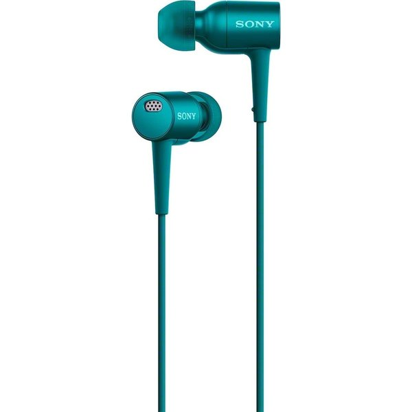 23. SONY  h.ear in NC MDR-EX750NAL Noise-Cancelling Headphones - Viridian Blue, Blue, MDREX750NAL: £98.99, Currys