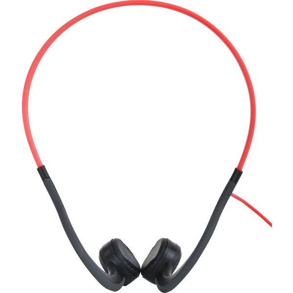 50. AFTERSHOKZ Sportz Titanium Noise-Cancelling Headphones - Red, Titanium: £49.95, Currys