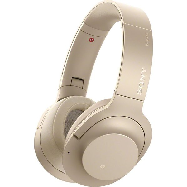 69. SONY WH-H900N Wireless Bluetooth Noise-Cancelling Headphones - Gold, Gold, WHH900N: £249.99, Currys