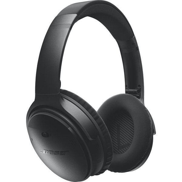 40. BOSE  QuietComfort 35 Wireless Bluetooth Noise-Cancelling Headphones - Black, Black: £329.95, Currys