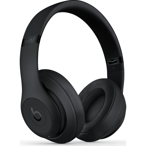 57. BEATS Studio 3 Wireless Bluetooth Noise-Cancelling Headphones - Black, Black: £299.99, Currys