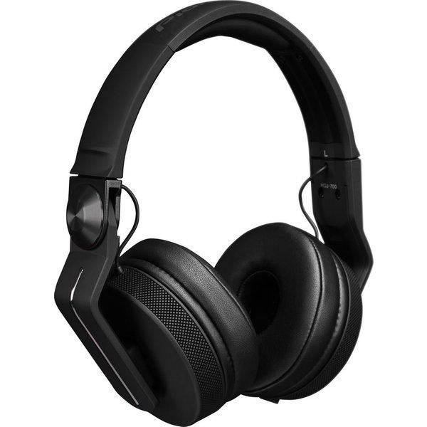 15. PIONEER HDJ-700-K Headphones - Black, Black: £79.99, Currys