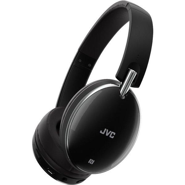 32. JVC HA-S90BN-B-E Wireless Bluetooth Noise-Cancelling Headphones - Black, Black: £79.99, Currys