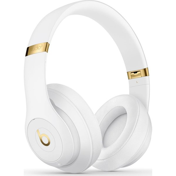 55. BEATS Studio 3 Wireless Bluetooth Noise-Cancelling Headphones - White, White, 10170335: £299.99, Currys