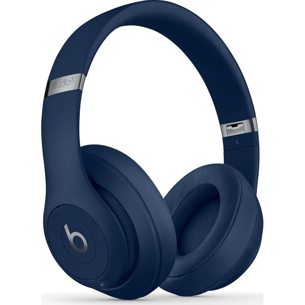 56. BEATS Studio 3 Wireless Bluetooth Noise-Cancelling Headphones - Blue, Blue, 10170336: £299.99, Currys