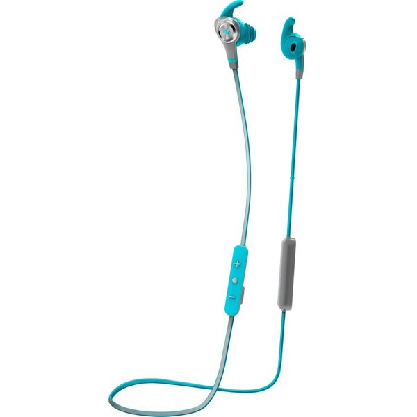 48. MONSTER  iSport Intensity Wireless Bluetooth Headphones - Blue, Blue, 10155466: £74.95, Currys