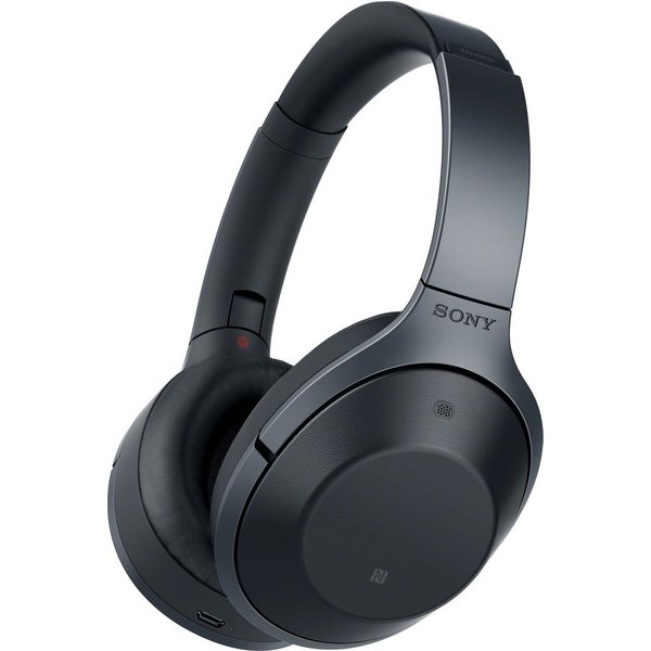 92. SONY  MDR-1000X Wireless Bluetooth Noise-Cancelling Headphones - Black, Black: £295, Currys