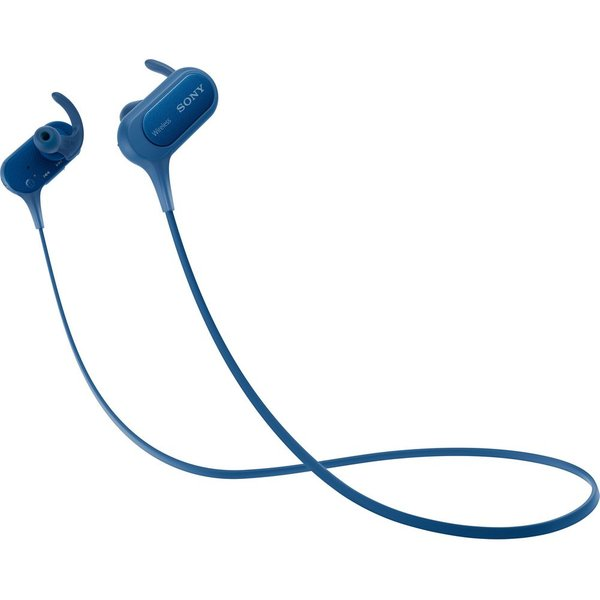 97. SONY  EXTRA BASS MDR-XB50BS Wireless Bluetooth Headphones - Blue, Blue, MDRXB50BS: £37.95, Currys