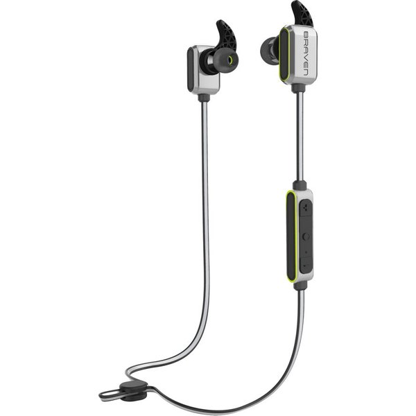 53. BRAVEN Flye Sport Reflect Wireless Bluetooth Headphones - White, White, 10164837: £99.99, Currys