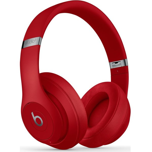 54. BEATS Studio 3 Wireless Bluetooth Noise-Cancelling Headphones - Red, Red: £299.99, Currys