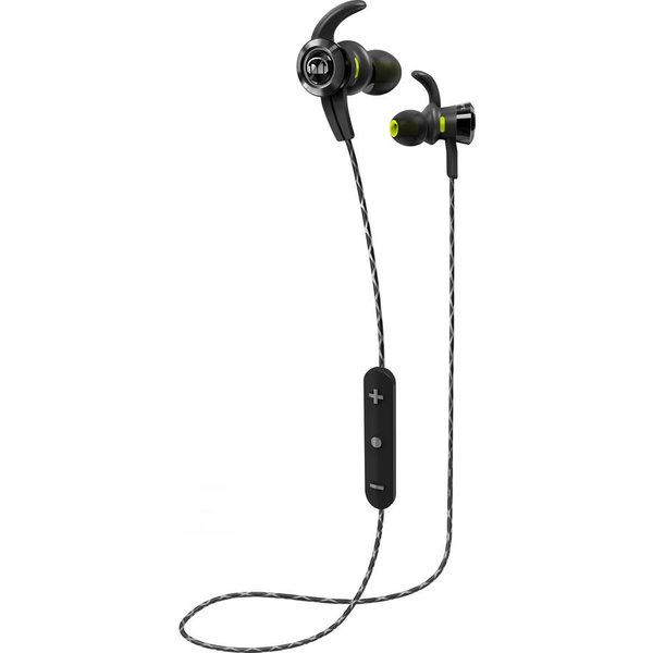 44. MONSTER  iSport Victory In-Ear Wireless Bluetooth Headphones - Black, Black: £99.95, Currys