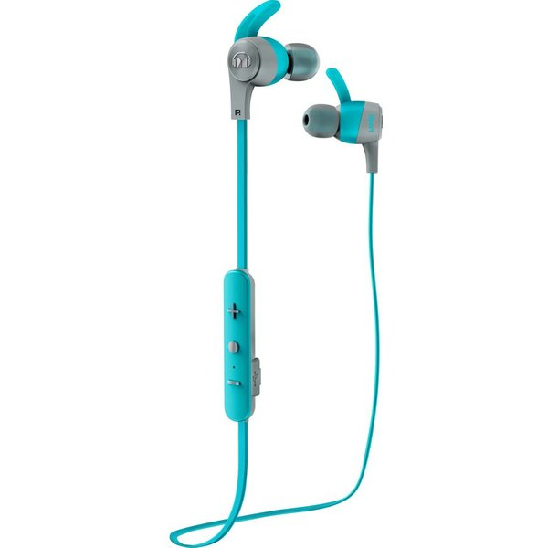 50. MONSTER  iSport Achieve Wireless Bluetooth Headphones - Blue, Blue, 10154708: £59.99, Currys