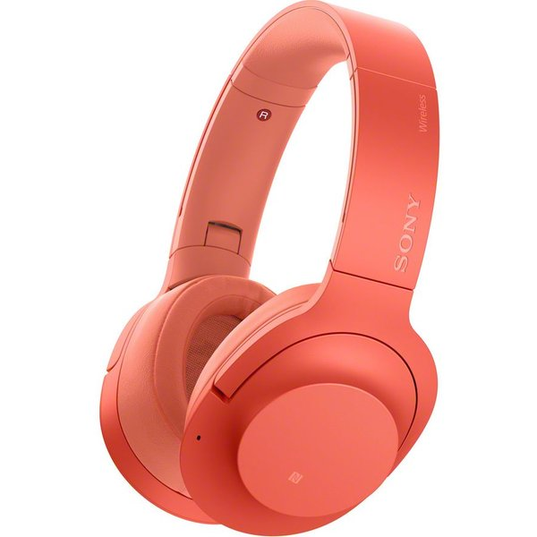 73. SONY WH-H900N Wireless Bluetooth Noise-Cancelling Headphones - Red, Red: £249.99, Currys