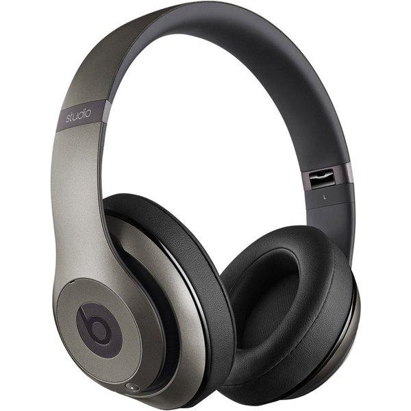 60. BEATS  Studio 2.0 Wireless Bluetooth Noise-Cancelling Headphones - Titanium, Titanium, 22081558: £299.99, Currys