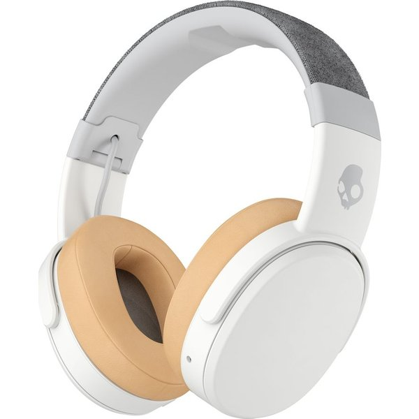 99. SKULLCANDY Crusher S6CRW-K590 Wireless Bluetooth Headphones - Grey & Tan, Grey, S6CRWK590: £139.99, Currys