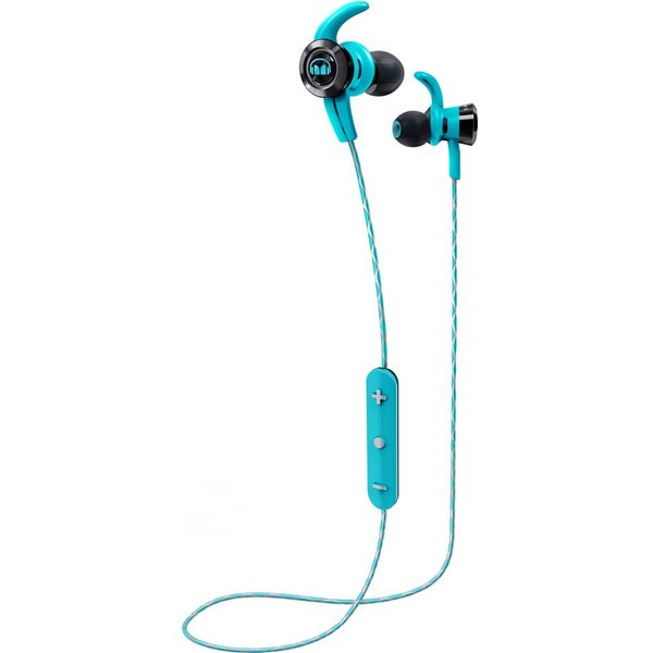43. MONSTER  iSport Victory In-Ear Wireless Bluetooth Headphones - Blue, Blue, 10154559: £74.95, Currys