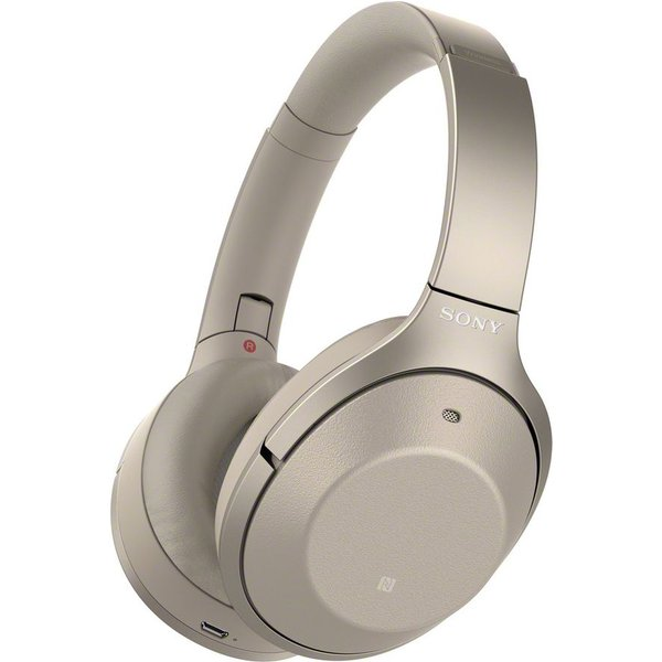 80. SONY WH-1000XM2B.CE7 Wireless Bluetooth Noise-Cancelling Headphones - Gold, Gold, WH1000XM2B.CE7: £329.99, Currys