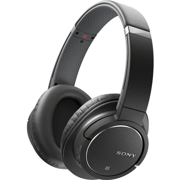91. SONY  MDR-ZX770BNB Wireless Bluetooth Noise-Cancelling Headphones - Black, Black: £119, Currys