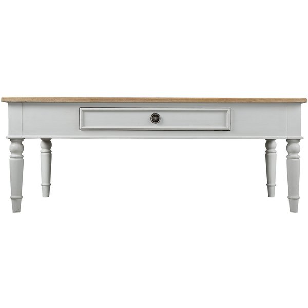 86. Junipa Anise coffee table, Cream: £349, House of Fraser