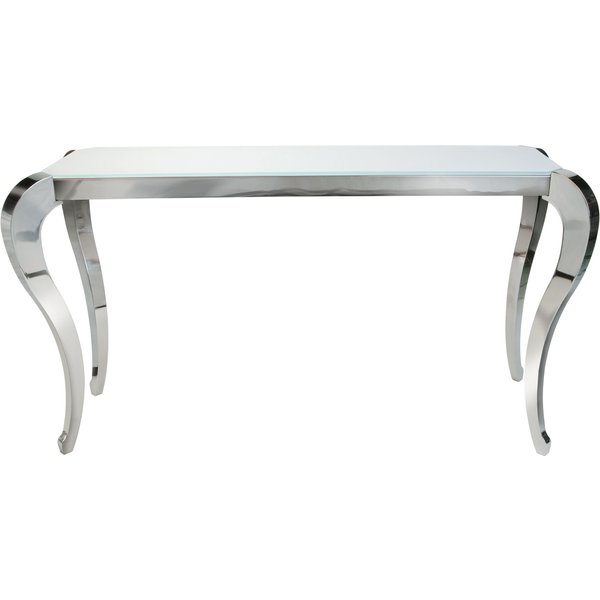 13. Linea Moulin Console Table, Clear: £549, House of Fraser
