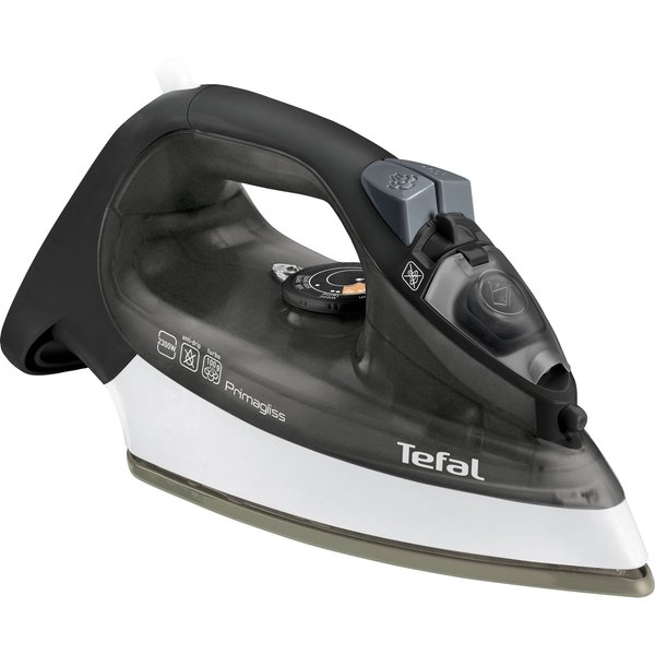 36. Tefal Prima Steam Iron FV2560, Black, Black: £35, House of Fraser