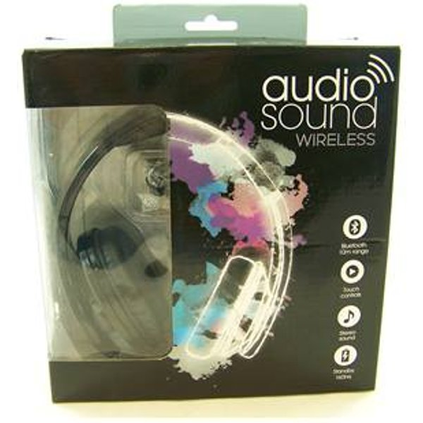 20. Audio Sound Bluetooth Wireless Headphones Audio Sound: £19.99, Oxfam Online Shop