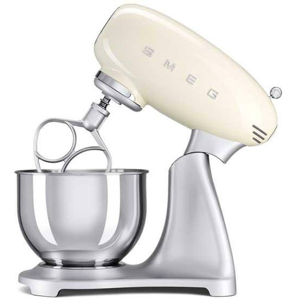 9. SMF01CRUK Cream Retro Stand Mixer: £349.99, Simply Electricals
