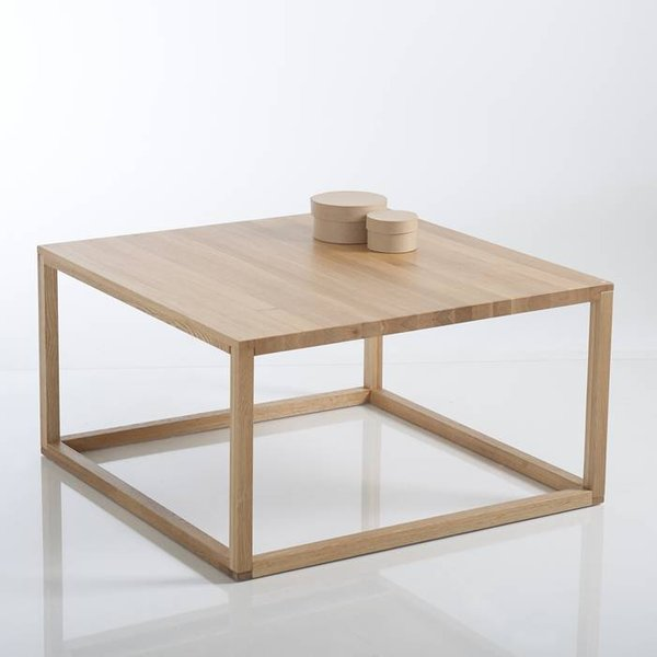 16. Crueso Cube Coffee Table, Oak: £167, La Redoute