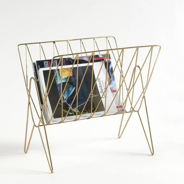 3. Niouz Magazine Rack: £31, La Redoute