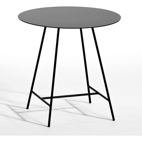 15. GEMMA Side Table, Designed by E. Gallina, Black: £72, La Redoute