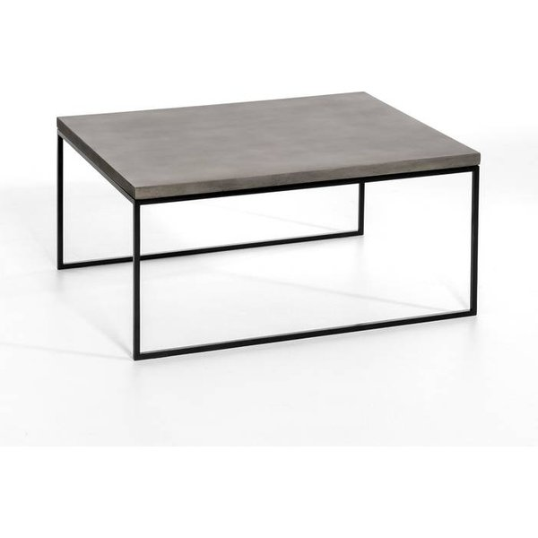 70. Small AURALDA Coffee Table, stonewashed grey: £332, La Redoute