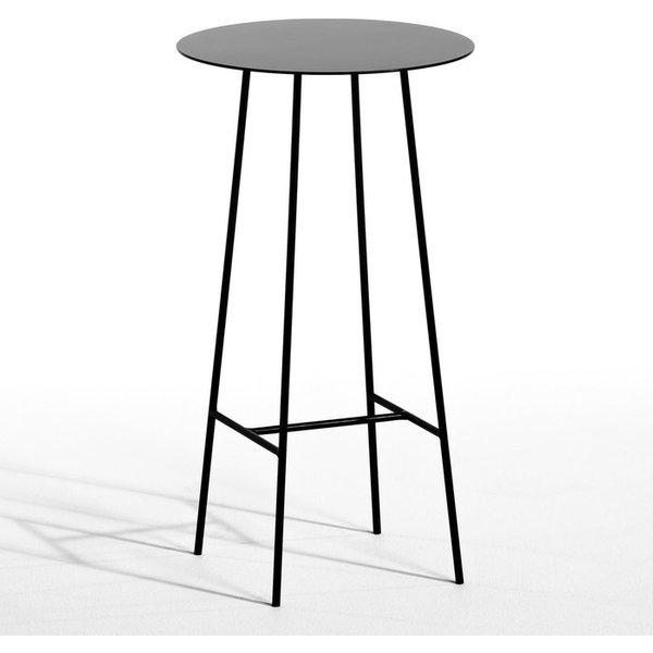 13. Gemma Side Table Designed by E. Gallina, Black: £54, La Redoute