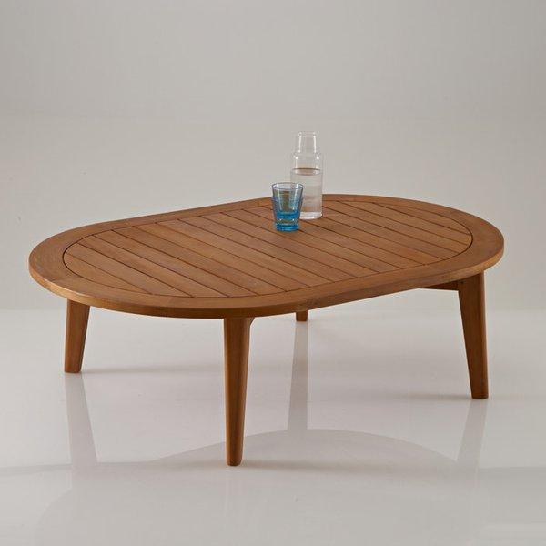 70. JULMA FSC-Certified Acacia Coffee Table, teak wood: £170, La Redoute