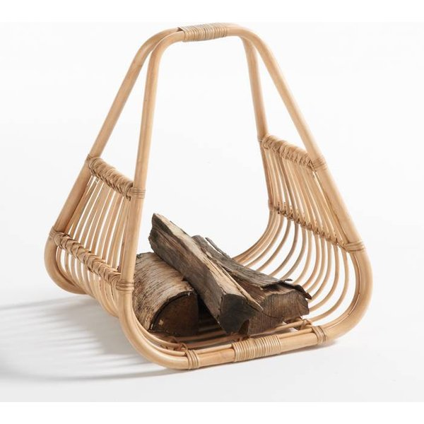 4. Log Holder/Magazine Rack: £76, La Redoute