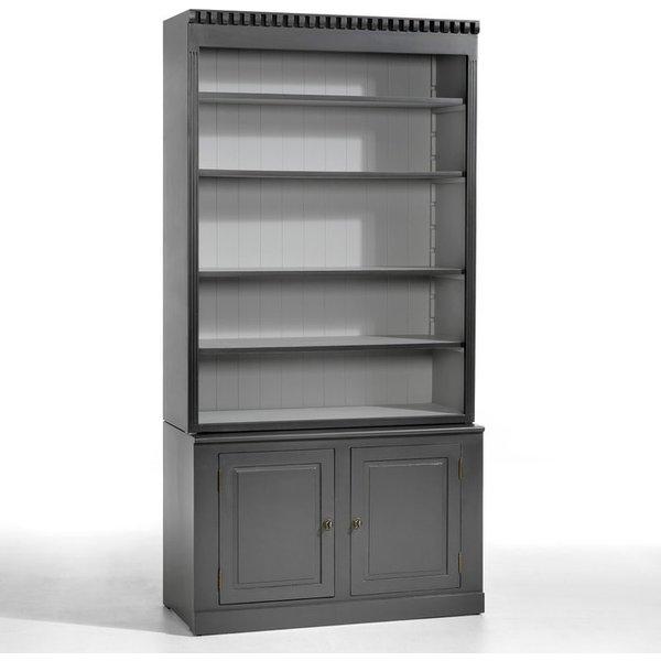 22. Aria Poplar Bookcase: £795, La Redoute