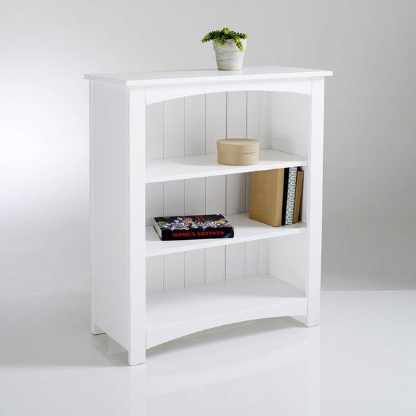 10. Perrine Small Solid Pine Bookcase, White: £147, La Redoute