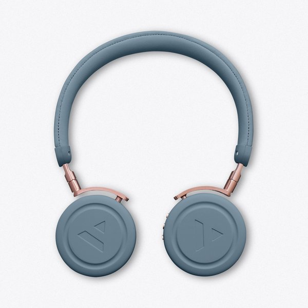 40. Commute Slate Blue Wireless Bluetooth Headphones: £135, Fy