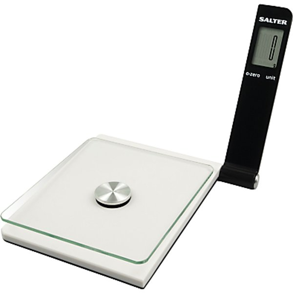 2. Salter Easy Read Electronic Kitchen Scale, 5kg: £39.99, John Lewis