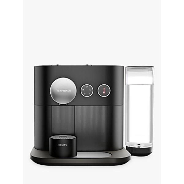 9. Nespresso Expert Coffee Machine by KRUPS, Matt Black: £249.95, John Lewis