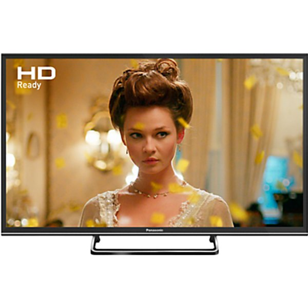 51. Panasonic 32ES503BSAT LED HD Ready 720p Smart TV, 32 With Freeview Play, Freesat HD & Adaptive Backl: £399.95, John Lewis