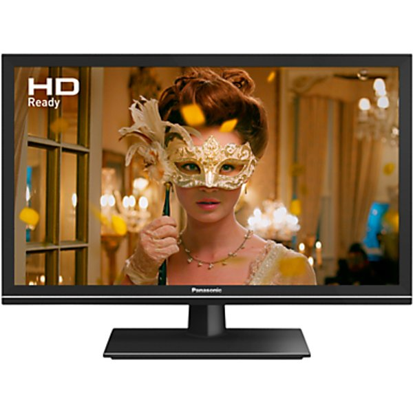 47. Panasonic 24ES500B LED HD Ready 720p Smart TV, 24 With Freeview Play & Adaptive Backlight Dimming, B: £279, John Lewis