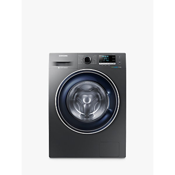 7. Samsung WW80J5456FX/EU ecobubble™ Freestanding Washing Machine, 8kg Load, A+++ Energy Rating, 1400: £399, John Lewis