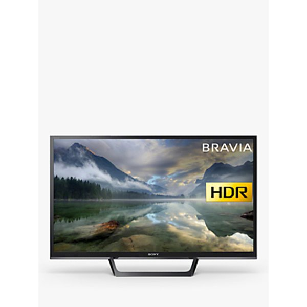 35. Sony Bravia 32WE613 LED HDR HD Ready 720p Smart TV, 32 with Freeview HD & Cable Management, Black: £319, John Lewis