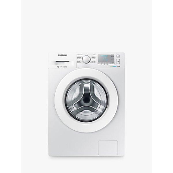 9. Samsung WW90J5456MA ecobubble™ Freestanding Washing Machine, 9kg Load, A+++ Energy Rating, 1400rpm: £429, John Lewis