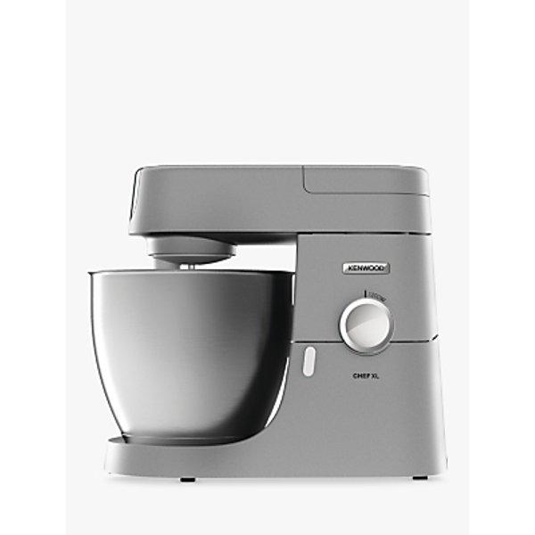 17. Kenwood KVL4100S Chef Premier XL Stand Mixer, Silver: £280, John Lewis
