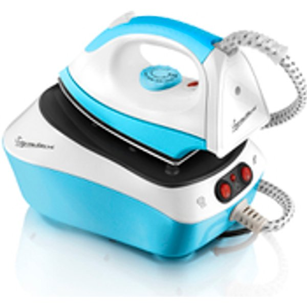 33. Signature S22002 Steam Generator Iron - 2300W, White: £37.99, Zavvi